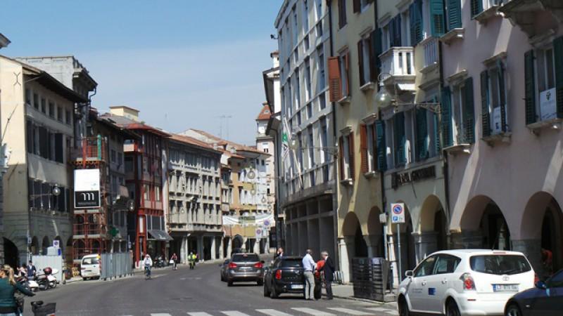 Appartamento tricamere centro Udine
