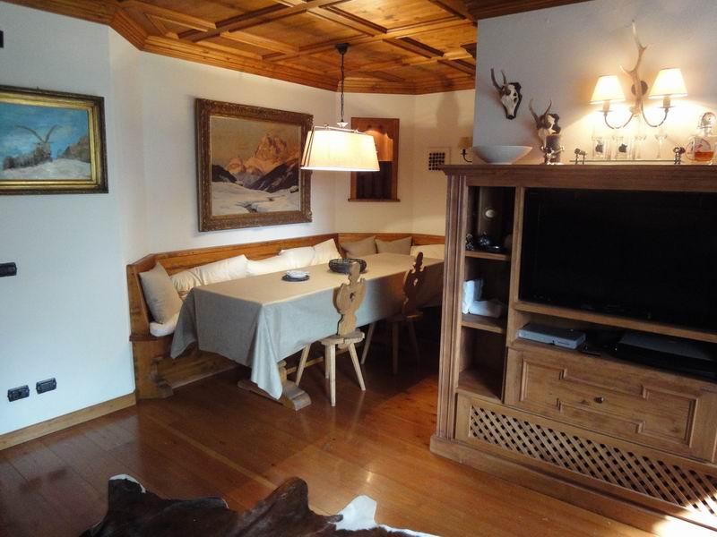 Appartamento vendita CORTINA D'AMPEZZO (BL) - 4 LOCALI - 110 MQ