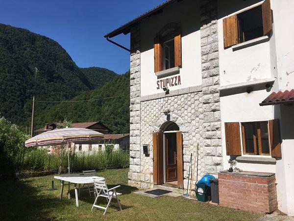 Casa Indipendente vendita PULFERO (UD) - 4 LOCALI - 200 MQ