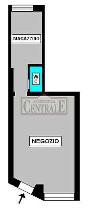 Negozio / Locale in vendita a SanRemo, 1 locali, prezzo € 120.000 | CambioCasa.it