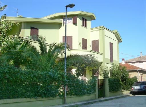 Appartamento in villa a Roseto degli Abruzzi da 2 a 4 persone