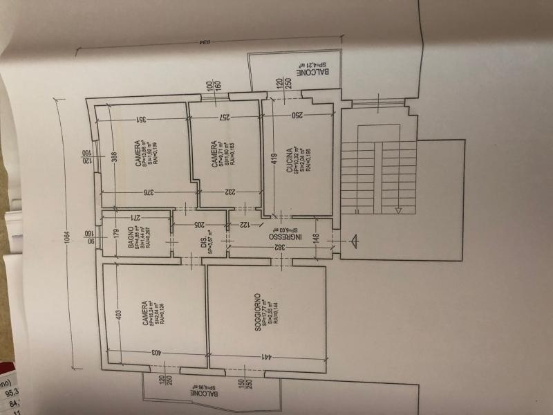 Appartamento vendita COLLECCHIO (PR) - 4 LOCALI - 120 MQ