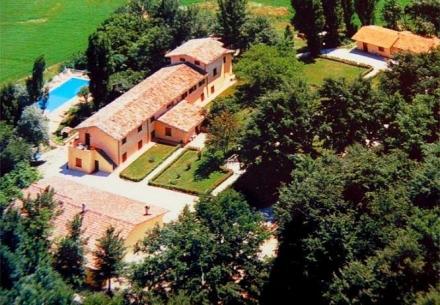 Agriturismo Umbria Gubbio italia
