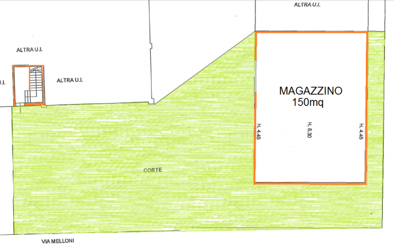 Appartamento vendita CREVALCORE (BO) - 7 LOCALI - 275 MQ