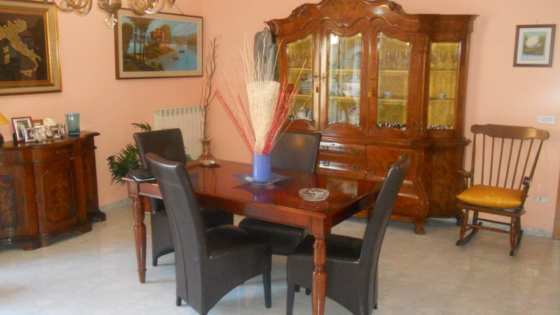 Appartamento vendita TRENTOLA-DUCENTA (CE) - 4 LOCALI - 100 MQ