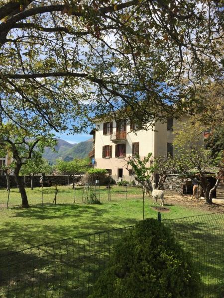 Casa Indipendente vendita CAVAGLIO SPOCCIA (VB) - 7 LOCALI - 320 MQ