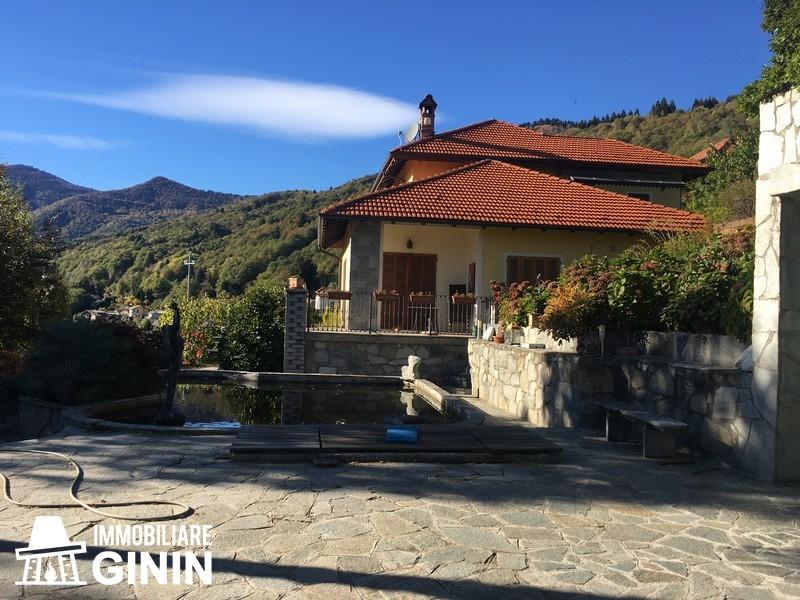 Villa vendita TRAREGO VIGGIONA (VB) - 7 LOCALI - 250 MQ