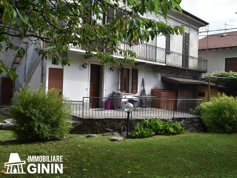 Appartamento vendita CANNOBIO (VB) - 3 LOCALI - 35 MQ