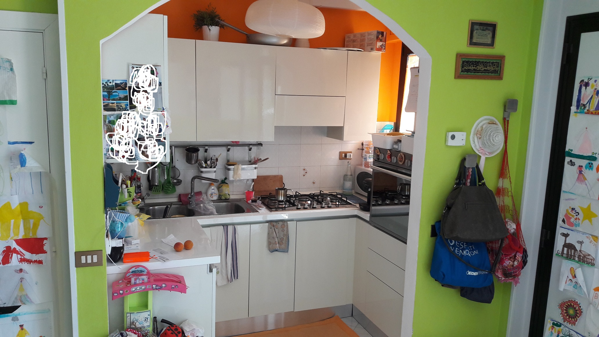 Appartamento in vendita a Mondolfo, 9999 locali, prezzo € 160.000 | CambioCasa.it