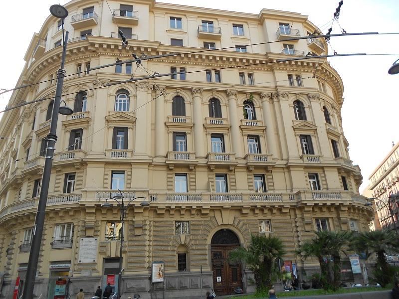 Ufficio affitto NAPOLI (NA) -  MQ