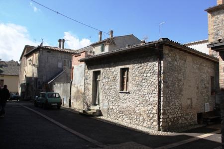 Casa Indipendente vendita CASTEL VISCARDO (TR) - 7 LOCALI - 110 MQ