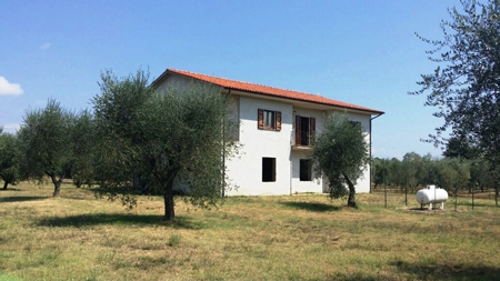 Casa Indipendente vendita CASTIGLIONE IN TEVERINA (VT) - 7 LOCALI - 260 MQ