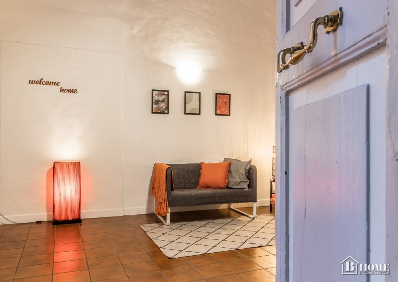 Orvieto centro - Vendesi grazioso appartamento al primo piano in posizione centrale.