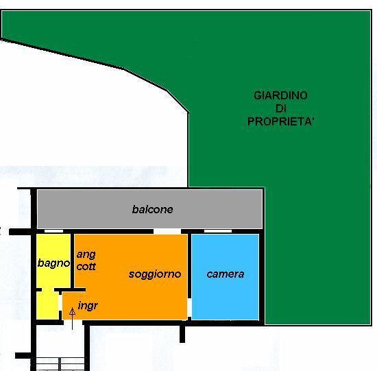 Appartamento in vendita Rif. 5757580