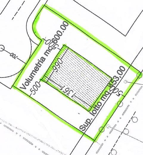 Desenzano del Garda vendesi terreno residenziale 0 vani 453 Mq