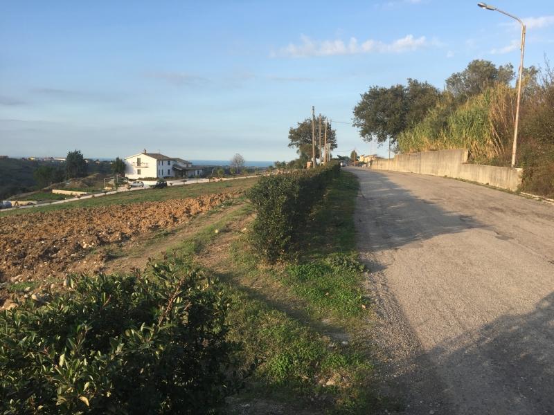 Lotto edificabile periferia Monteodorisio Rif. 8729226