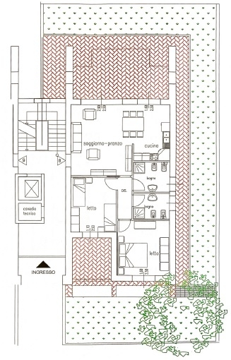 Appartamento in vendita Rif. 11493176