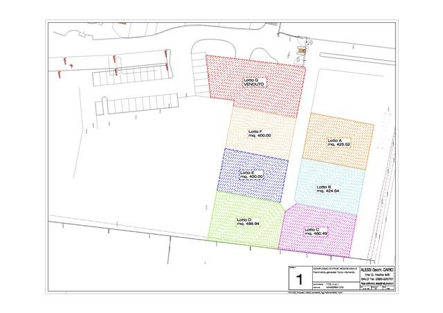 Manerba del Garda vendesi terreno residenziale 140 Mq Rif. 5757546