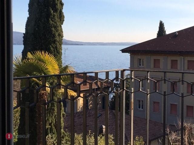 Gardone Riviera affittasi appartamento 4 vani
