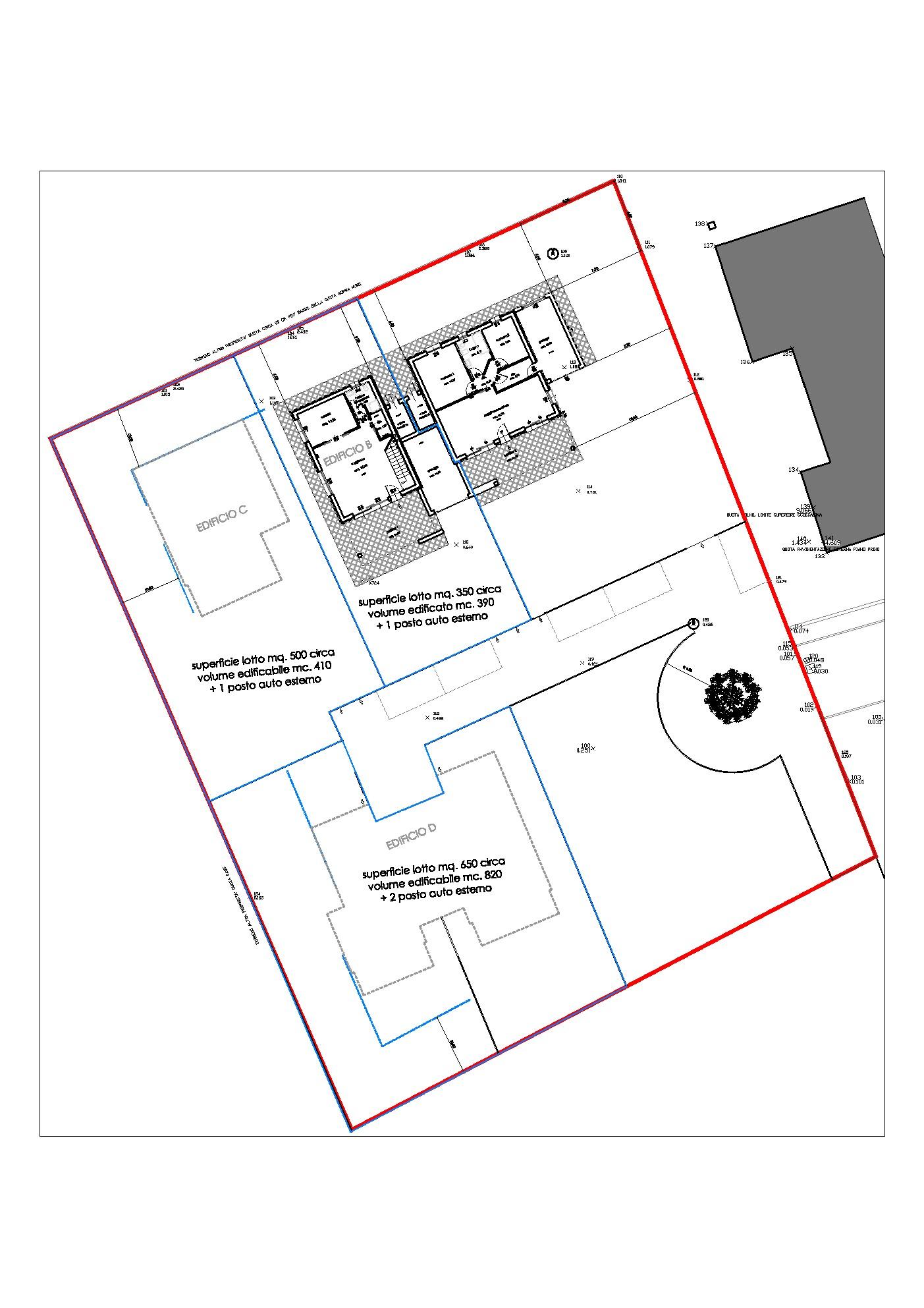 Manerba del Garda vendesi terreno residenziale Rif. 5757577