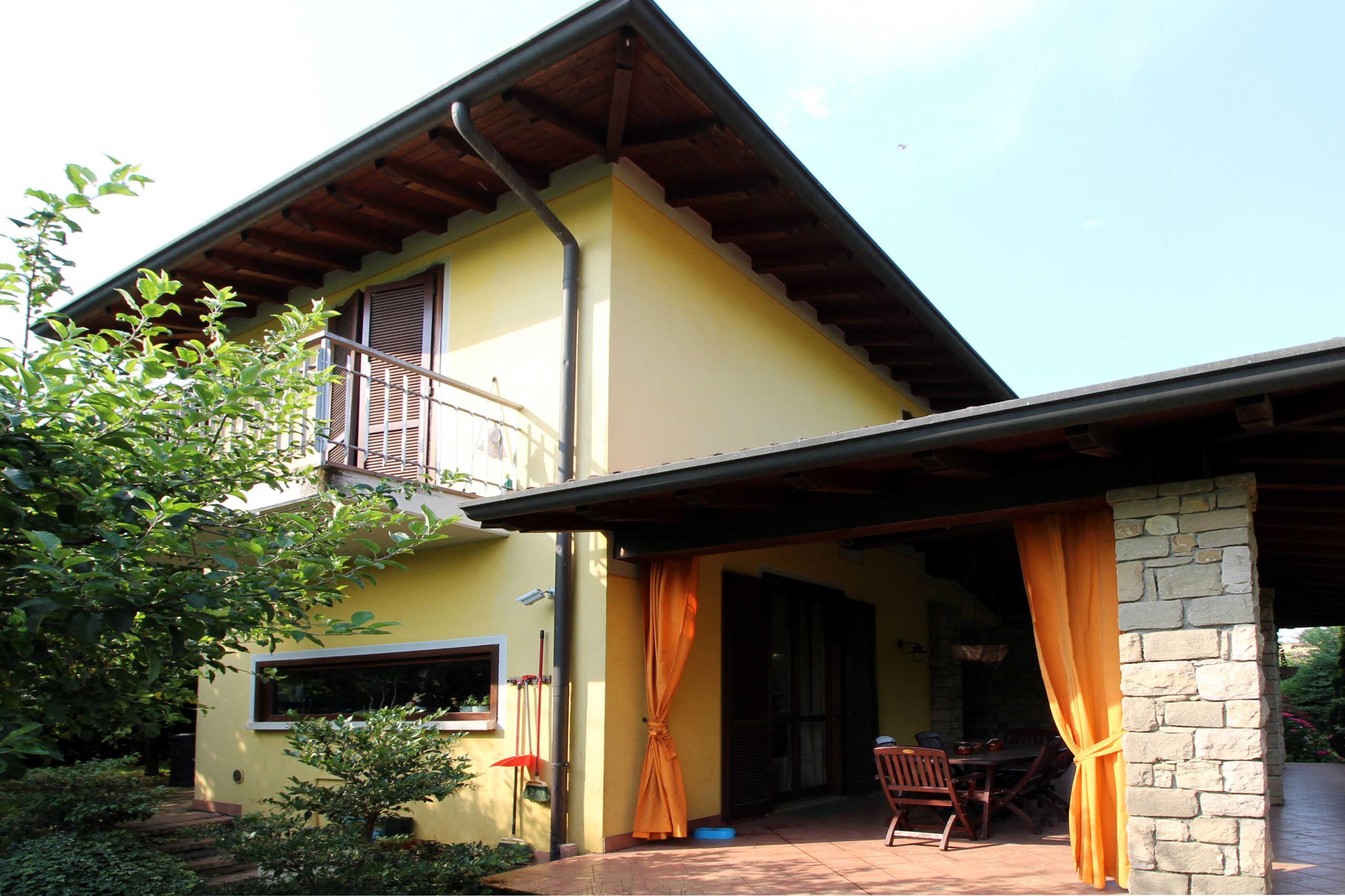 Villa in vendita a Nuvolento, 14 locali, Trattative riservate | PortaleAgenzieImmobiliari.it