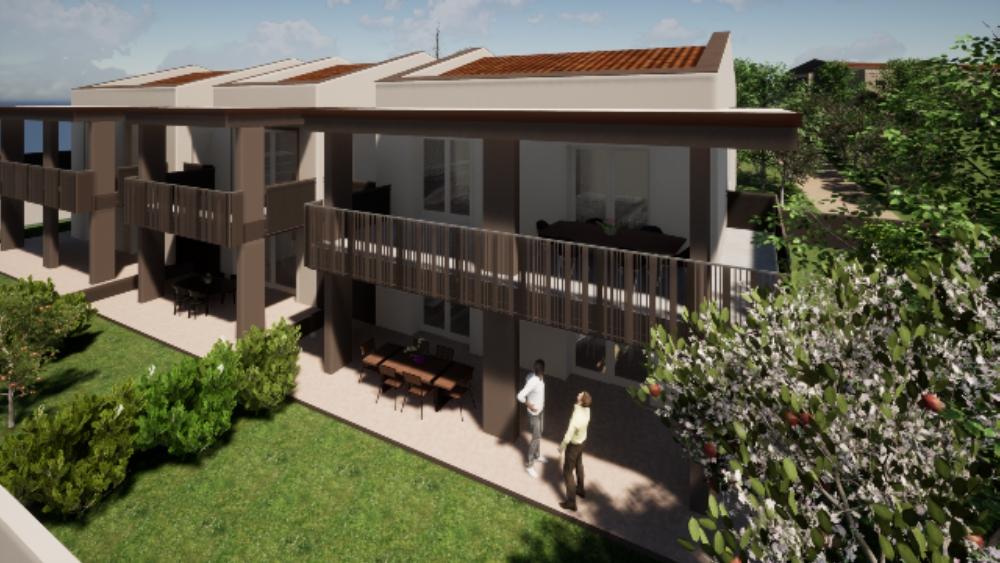 Appartamento in vendita a Padenghe sul Garda, 4 locali, prezzo € 365.000 | PortaleAgenzieImmobiliari.it