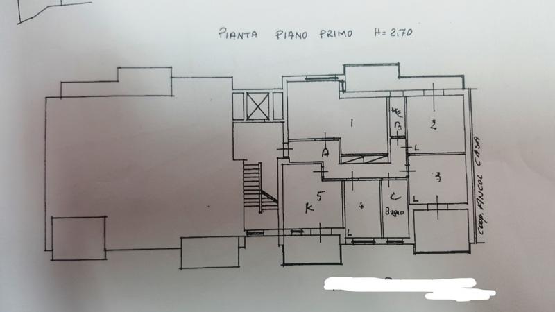 Appartamento da ristrutturare in vendita Rif. 8322411