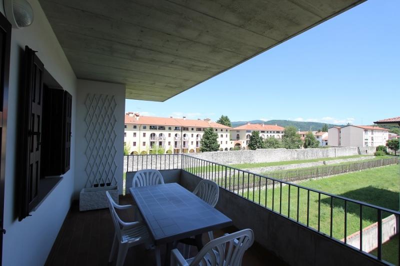 CIVIDALE: appartamento con vista panoramica