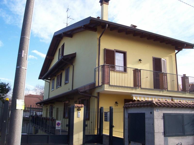 ARCONATE - semicentro - affittasi  nuovo appartamento indipendente