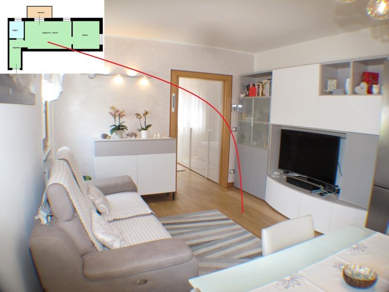 Appartamento in vendita Rif. 10755364