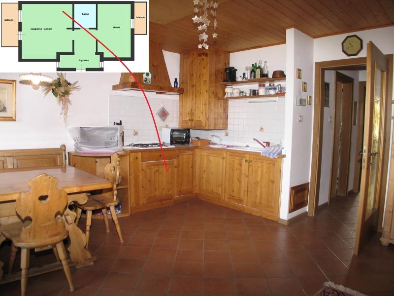 Renon vendesi appartamento 2 vani 60 Mq zona Auna di Sopra