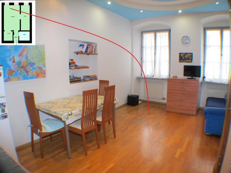 Appartamento da ristrutturare in vendita Rif. 10708336