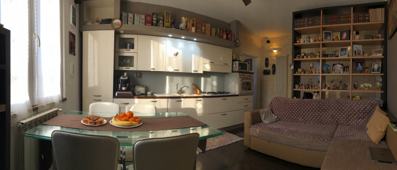 Crevalcore - vendesi appartamento completamente ristruturato