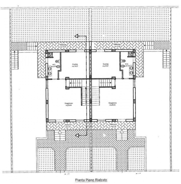 Villa in vendita a Vitulazio, 5 locali, prezzo € 185.000 | CambioCasa.it