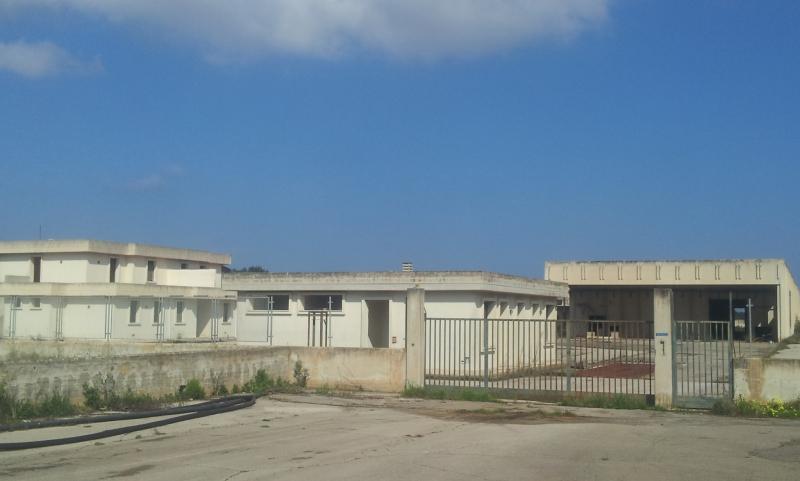 Area industriale 3394 mq  in Vendita a Torchiarolo Rif. 10237018