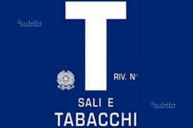 TABACCHERIA LOTTO 10 E LOTTO GRATTA VINCI E SERV. VARI