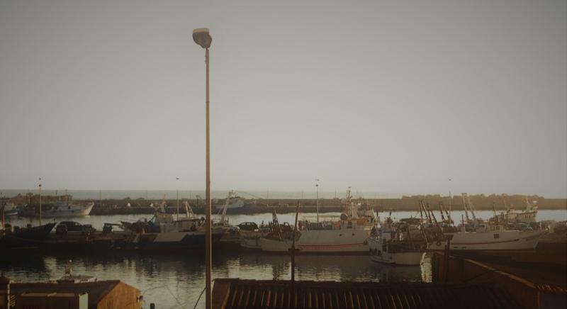 Al porto di Sciacca casa indipendente con vista mare e spazio esterno