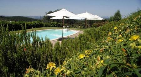 Orvieto - azienda agricola-agrituristica con 46 ha di terreno in vendita nele campagne dell'Orvietano Rif. 4987742