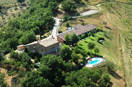 Allerona - Esclusivo complesso immobiliare immerso nella natura in vendita Rif. 4987660