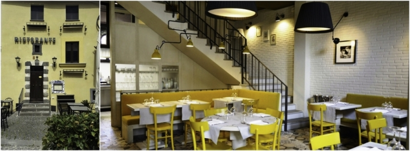 Orvieto centro - Vendesi storica attività di ristorante/bar/pizzeria  esercitata in un esclusivo locale ristrutturato in piazza del Duomo. Rif. 4987914